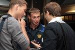Василий Березуцкий: «У нас накопилась маленькая усталость»